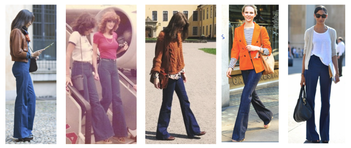 Love it Wear it: Denim Flares