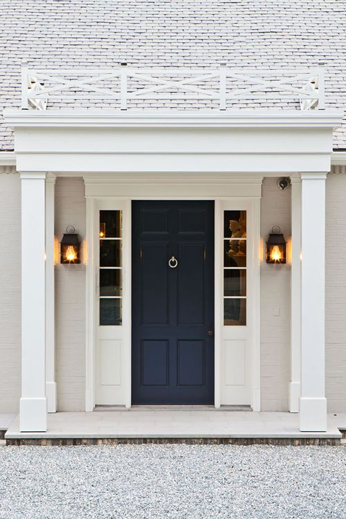 Front Door Inspiration Park And Division