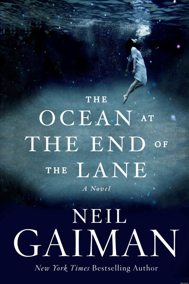 Book Love: The Ocean at the End of the Lane