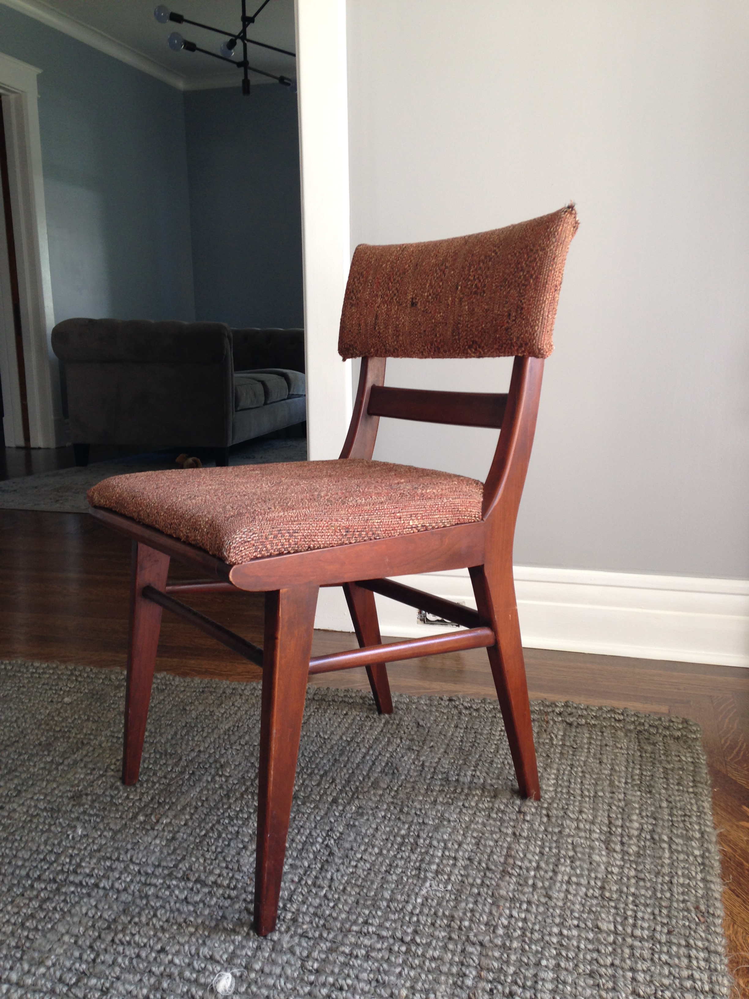 Reupholster Your Dining Room Chair Blogenium Reupholster Dining Chairs