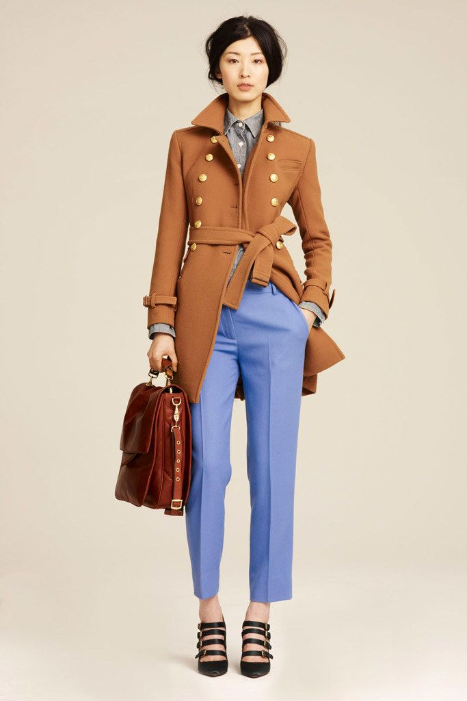 Fall Ready with J.Crew
