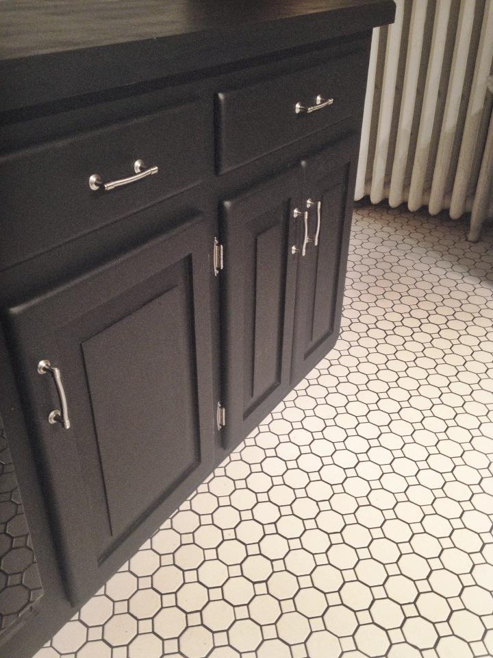 Kitchen Reno Progress: NewFloors