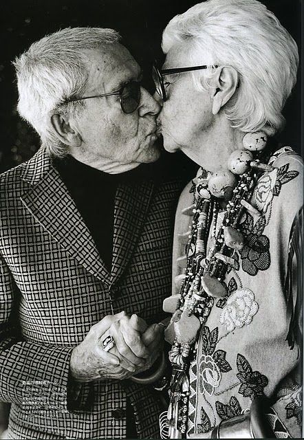 Iris and Carl