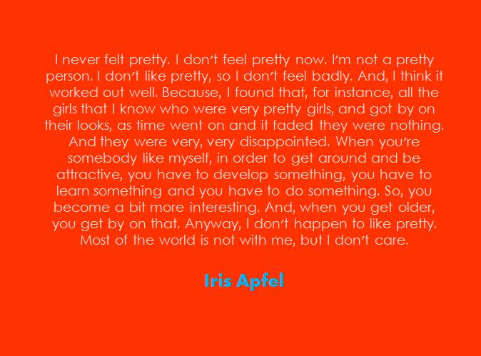 Iris quote