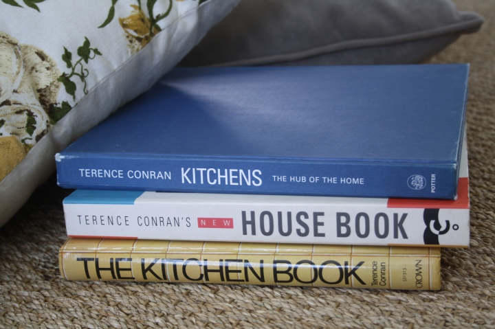 Favorite Design Books: Terence Conran