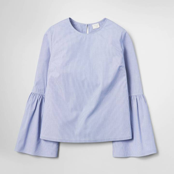 bellsleeveblouse