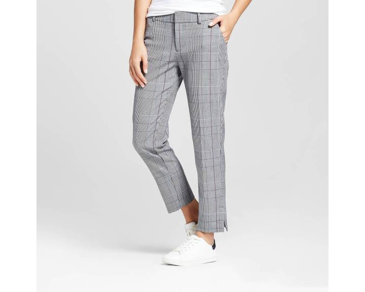 plaid pants