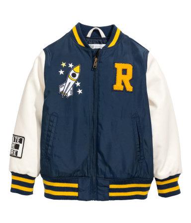 R jacket