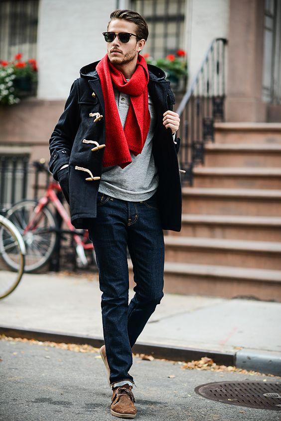 manscarf