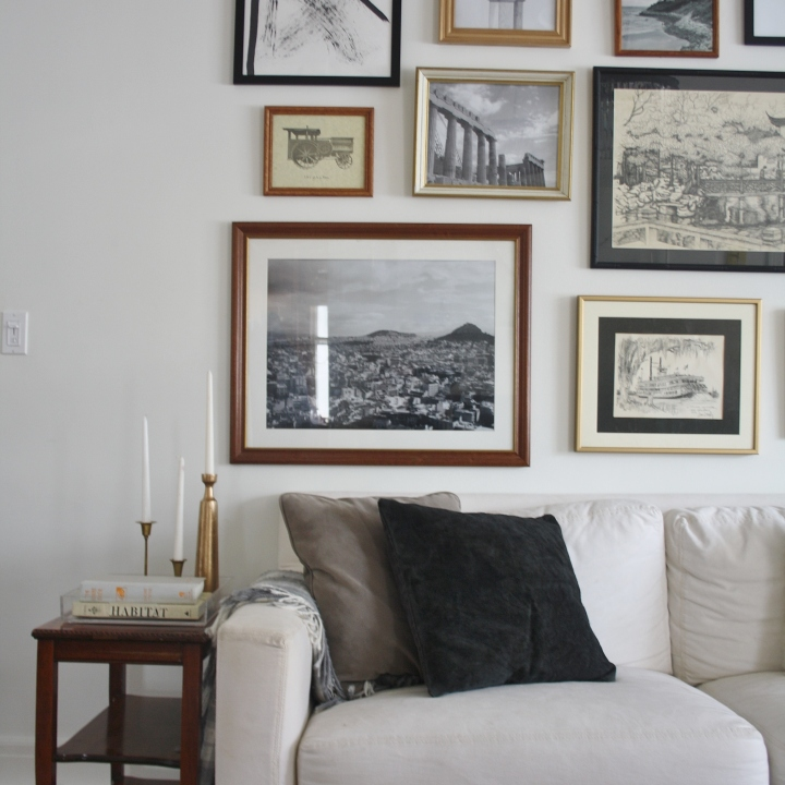 Our Living Room GalleryWall