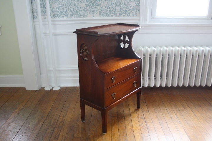 An Easy Refresh for Vintage WoodenFurniture